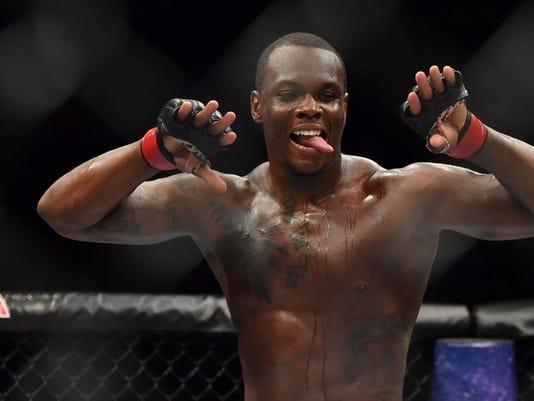 MMA: UFC Fight Night-Saint Preux vs De Lima