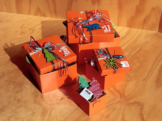 KMAC's Holiday Gift Baskets - creative artful gift