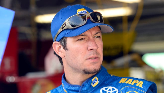 After losing his ride with Michael Waltrip Racing when Napa pulled out, Martin Truex Jr. latched on with Furniture Row Racing.