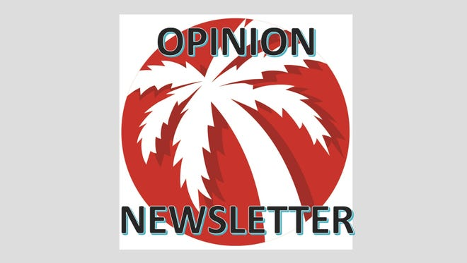 The News-Press offers a daily opinion newsletter that features editorials, guest opinions, letters to the editor and columns.
