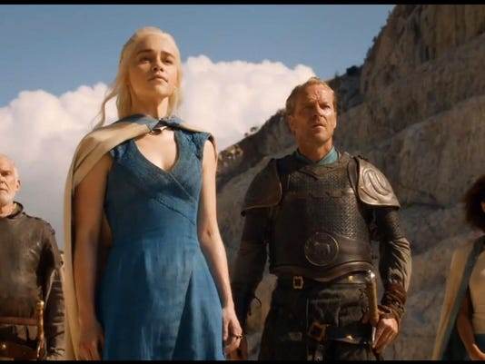 TV on the Web - Game of Thrones