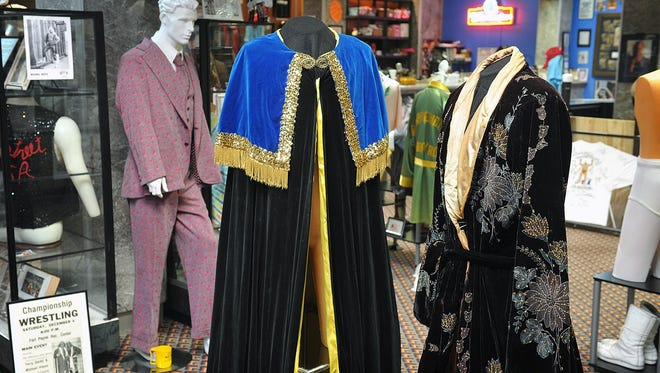 The Professional Wrestling Hall of Fame and Museum will celebrate its first year in Wichita Falls with a reception from 5-7 p.m. March 29 in Big Blue downtown.