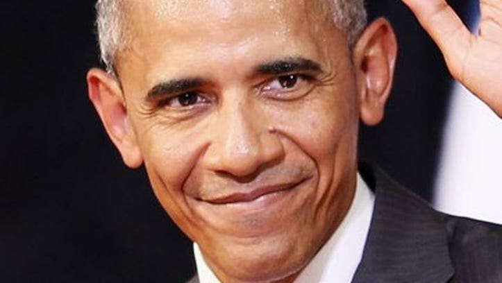 Tell Mel: Barack Obama calling?