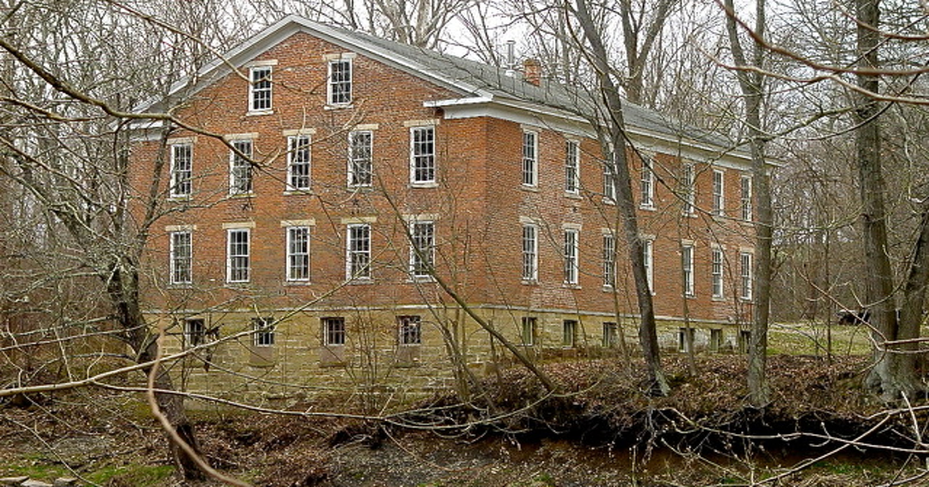 New life for old Montgomery County mill