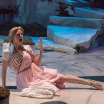 New Shakespeare theater a dream – on stage and off