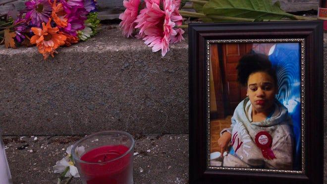 Memorial for Aleah Beckerle