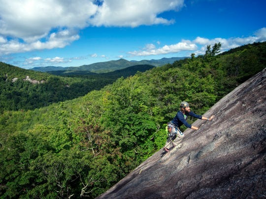 The Access Fund, a climbing advocacy and access nonprofit, is one of the many member groups taking part in the Nantahala and Pisgah National Forest Plan Revision process.
