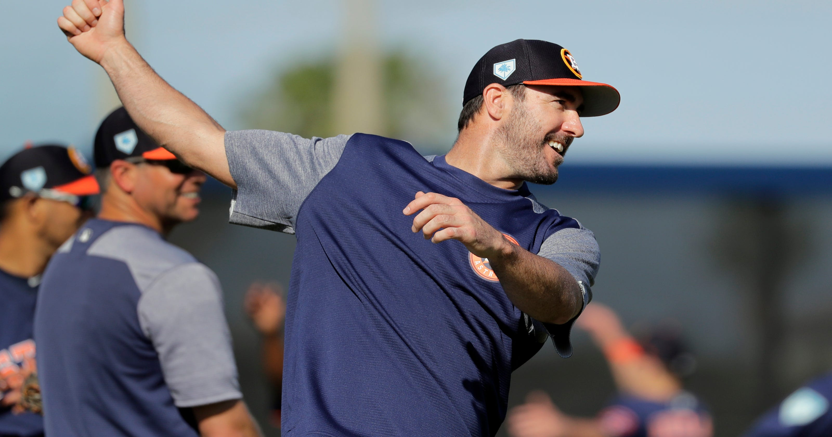 3b0703b2a6d Ex-Detroit Tiger Justin Verlander wants to pitch until he s 45. Here s his  plan