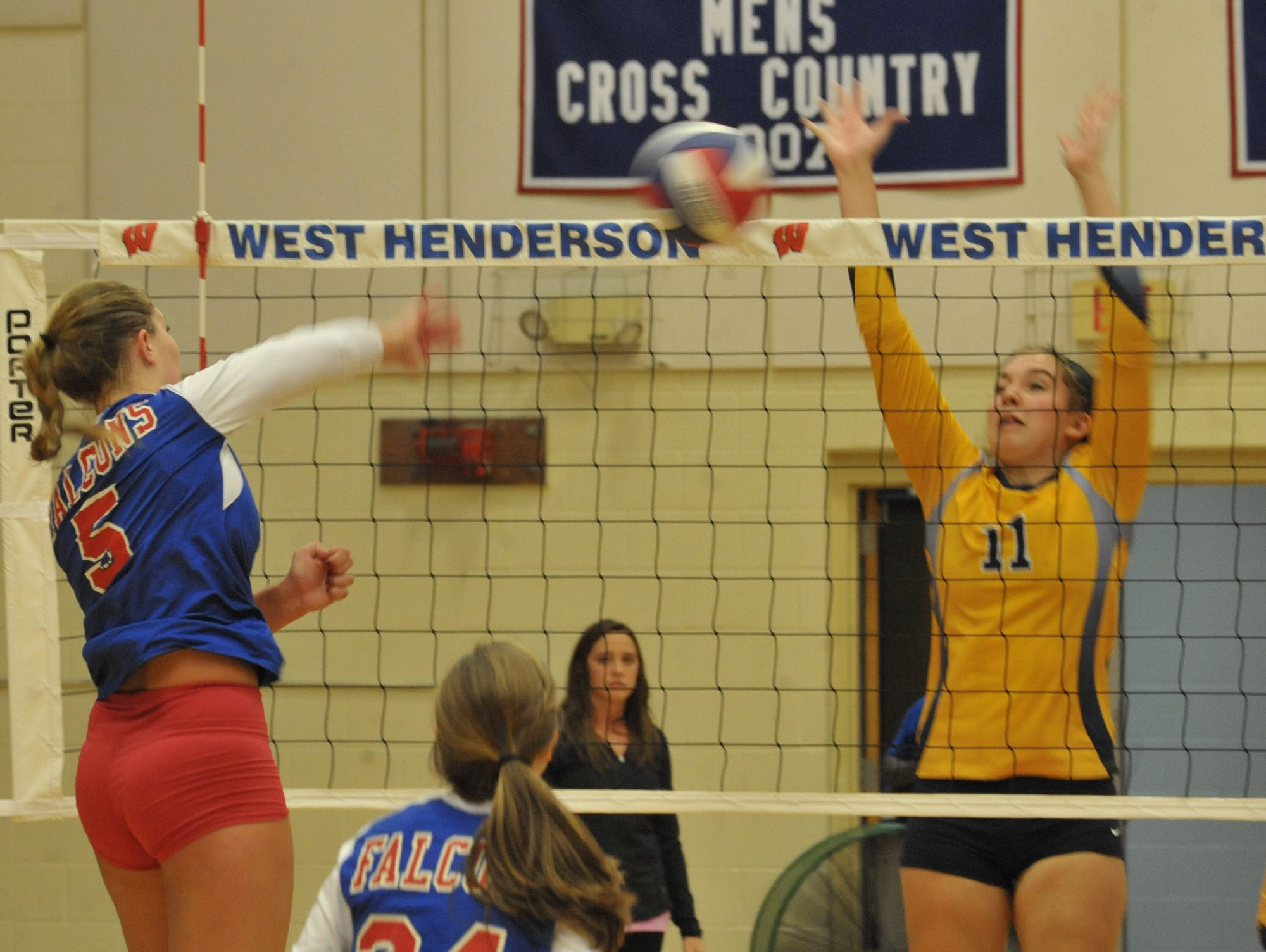 Reynolds will host a youth volleyball camp next week at the high school.