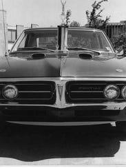Muscular, but gas-guzzling: The 1968 Pontiac Firebird