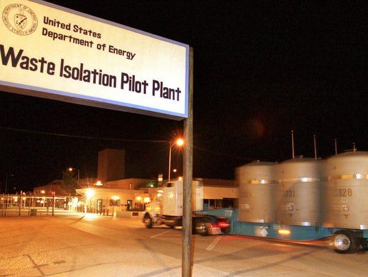 Waste Isolation Pilot Plant