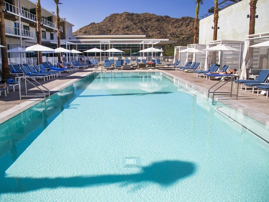 Mountain Shadows in Paradise Valley is offering a deal similar to Hotel Valley Ho: Get a third night free if you book a two-night stay for December.