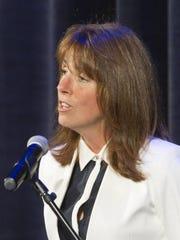 Livingston County District Court Judge Theresa Brennan