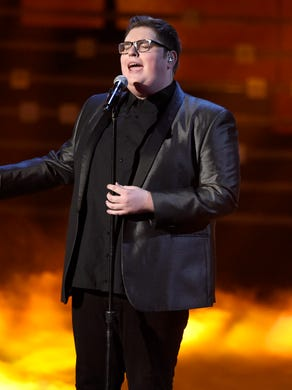 Jordan Smith's vocals took him to the top during Season 9.