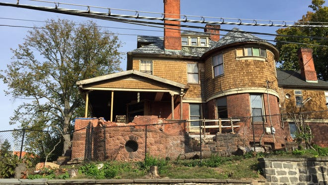 250 Palisade Ave. in Yonkers has been nominated for the National Register of Historic Places