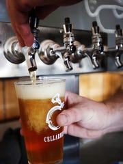 Cellarmen's is Hazel Park's first  meadery, cidery,