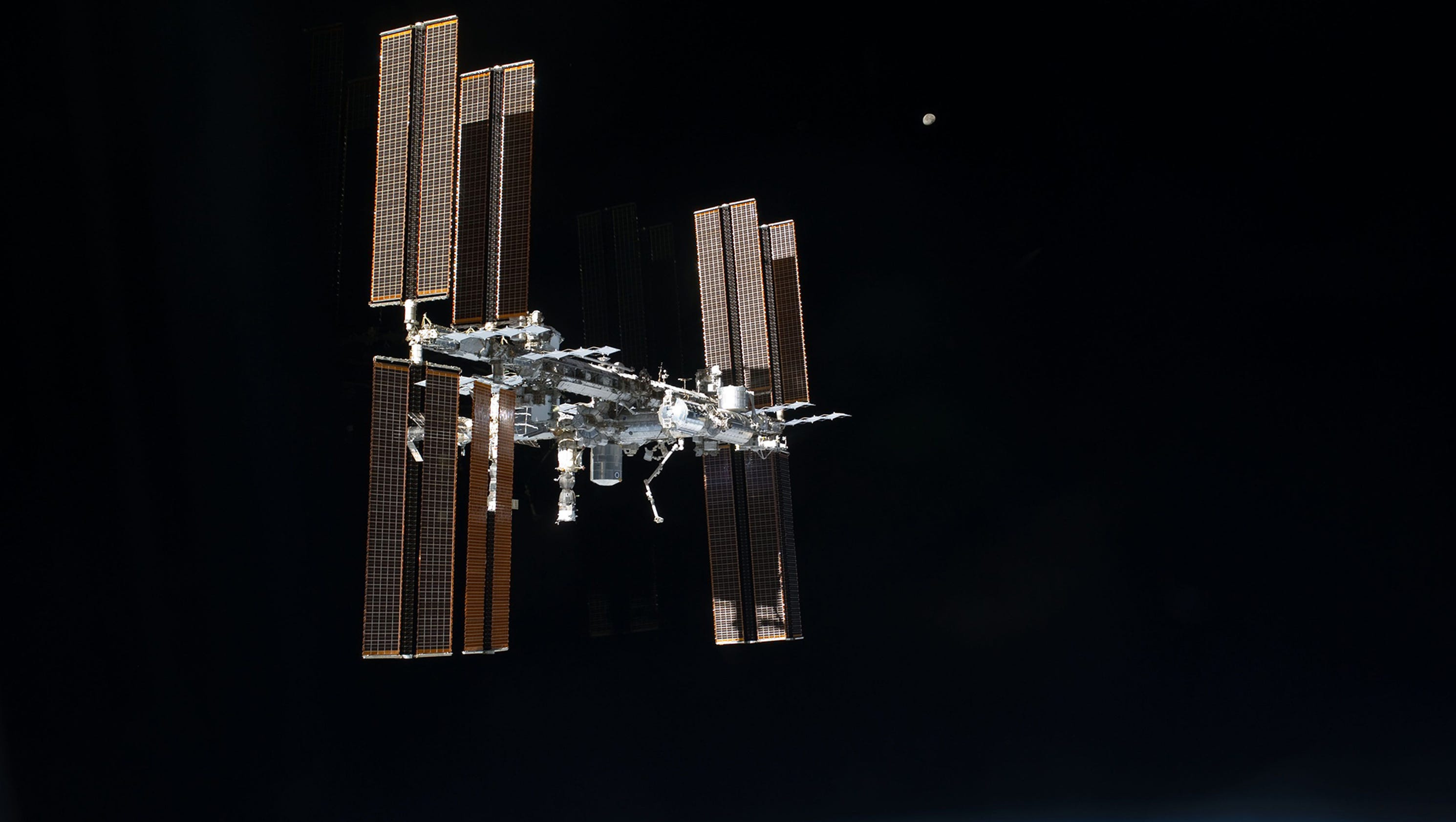 International space station trump proposes privatization for Space station usa