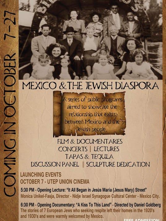 Mexico and Jewish Diaspora