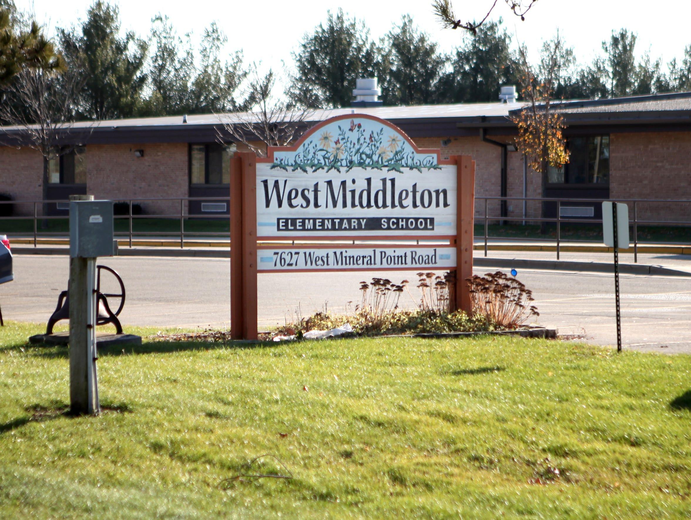 West Middleton Elementary School west of Madison found
