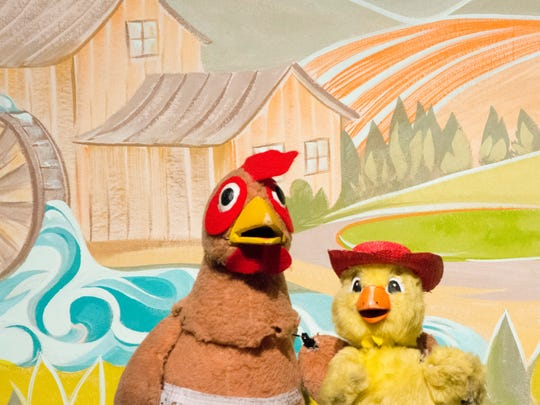 Who will help the Little Red Hen with all the work it takes for her to turn wheat into bread? Kids can sing along to this show, presented by  The Great Arizona Puppet Theater, 302 W. Latham St., Phoenix. 602-262-2050, azpuppets.org.