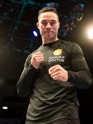 A win from Joseph Parker (24-0, 18 KOs) would set up