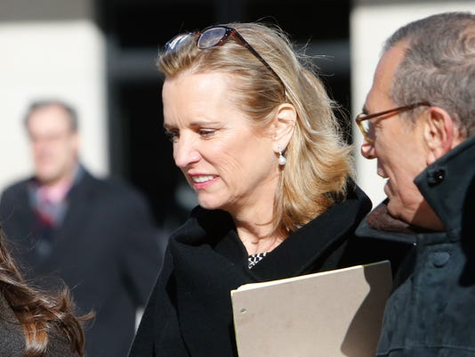 Kerry Kennedy at court