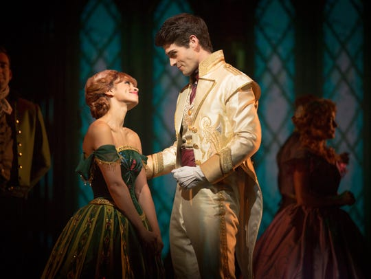 Prince Hans meets Anna in 'Frozen - Live at the Hyperion.'