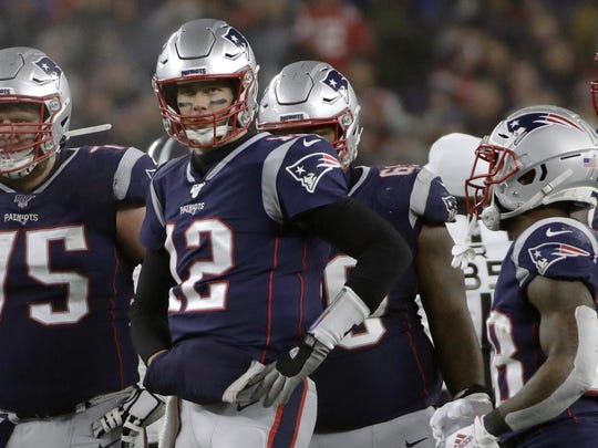 Quarterback Tom Brady, who played at Michigan, joins the Bucanneers this season after an illustrious career with the Patriots.