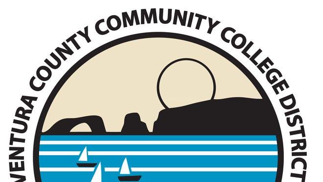 Ventura County Community College District logo.