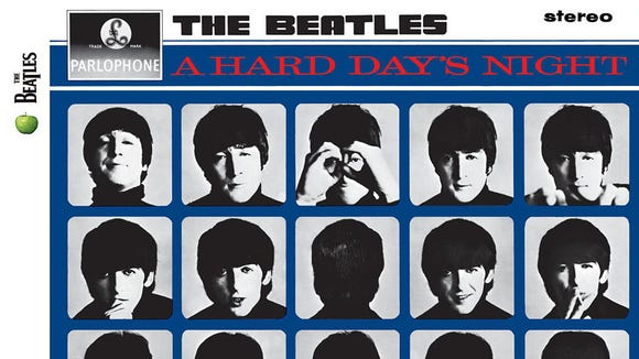 "The Beatles' third album, ""A Hard Day's Night,"" was"