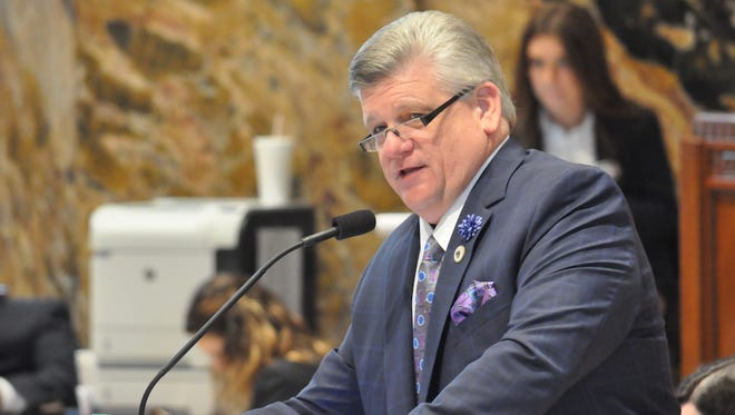 Republican Caucus Chairman Rep. Lance Harris, R-Alexandria, is one of the many GOP legislators who has criticized the governor's budget proposal for lacking detail.