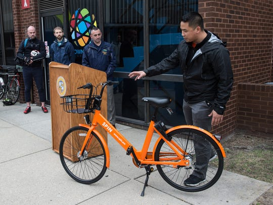 David Wong, City Launcer for Spin, talks about how