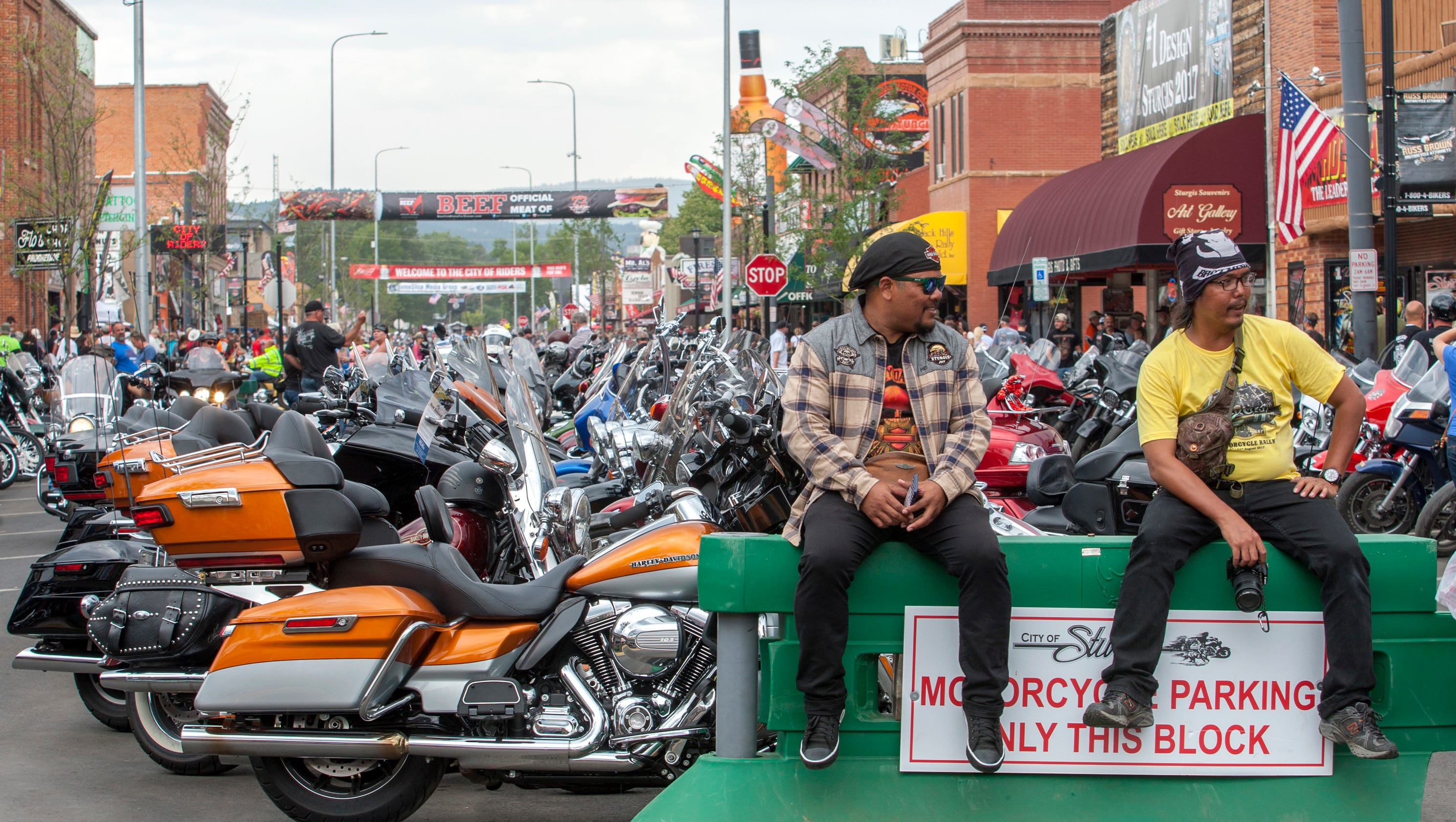 86 Three Riders Die In First Fatal Crashes Of The Sturgis