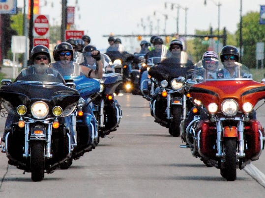 Motorcyclists raise $15,000 at Ride for Autism