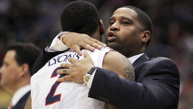 """Former Arizona Wildcats' assistant coach Emanuel """"Book"""" Richardson faces charges of bribery and fraud related to NCAA basketball."""