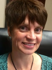Cherie Cadieux, a registered nurse and co-coordinator of HSHS St. Vincent Hospital's Organ Procurement Team.
