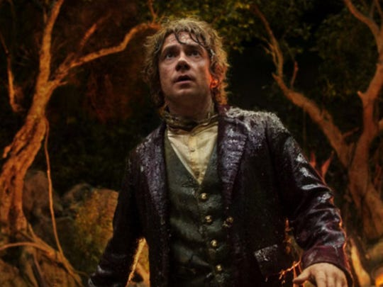 "A still from ""The Hobbit: An Unexpected Journey"" (2012), in which Martin Freeman played the reluctant adventurer Bilbo Baggins."