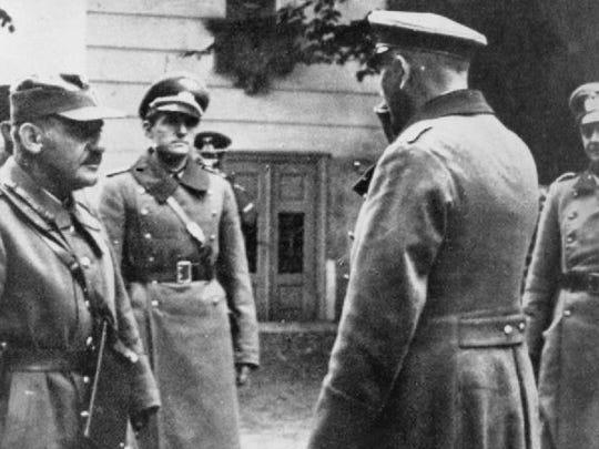 1939: World War II Starts