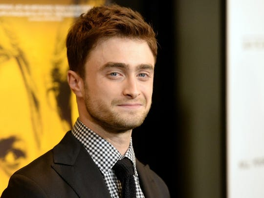 Daniel Radcliffe is one of the most famous people named