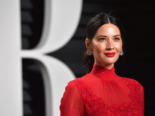 Olivia Munn is one of the most famous people named