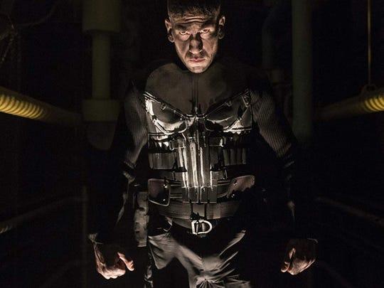 """Marvel's The Punisher"""