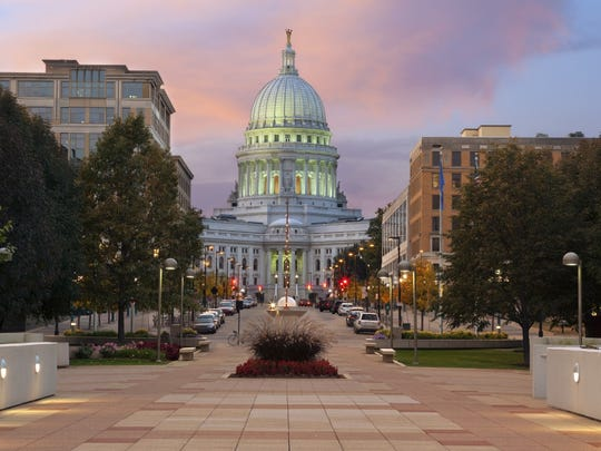 Wisconsin: Madison     • Employment chg. 2013-2018:  +10.5% (346,966 to 383,369)     • State employment chg. 2013-2018:  +7.5% (2.9 million to 3.1 million)     • June unemployment:  2.3%     • Industry with largest employment increase:  Information     • Employment growth in information:  24.8%