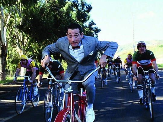 """""""Pee-wee's Big Adventure"""""""