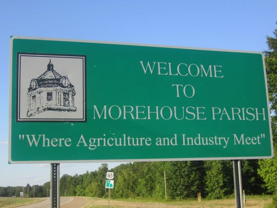 39. Morehouse Parish, Louisiana