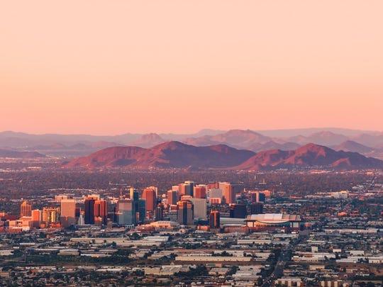Phoenix-Mesa-Scottsdale, Arizona