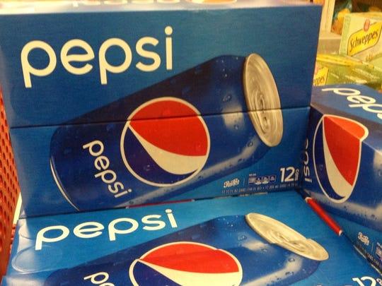 22. Pepsi