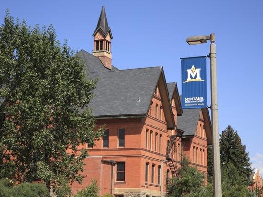 40. Montana State University, Montana