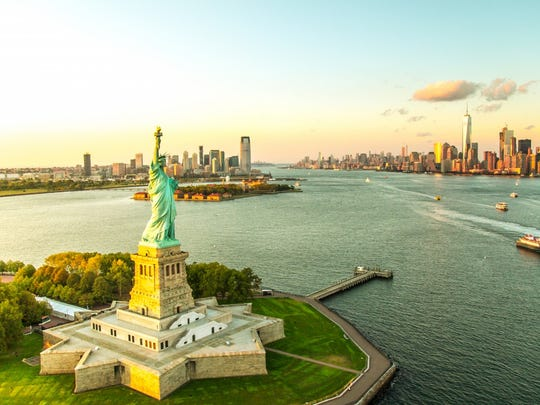 4. New York   • Ticket sales per capita:  $423   • Ticket sales:  $8,344,023,000 (the highest)   • Year of first lottery:  1967   New York state has held its lottery since 1967. All lottery profits from the sale of New York lottery tickets go toward funding New York state's kindergarten-12 public education, according to the lottery's website. The lottery has provided more than $64 billion for public education since its inception.   New York, fourth in the nation in population, has the highest lottery income of any state at $8.34 billion. Lottery proceeds available after deducting prizes and administration costs were $3.32 billion in fiscal year 2016.   James and Sylvia Silverence of Hudson Valley became the biggest scratch-off winners in New York history in March 2017 by winning $10 million with a New York lottery scratch-off ticket.   ALSO READ: 40 Places Young People Are Moving
