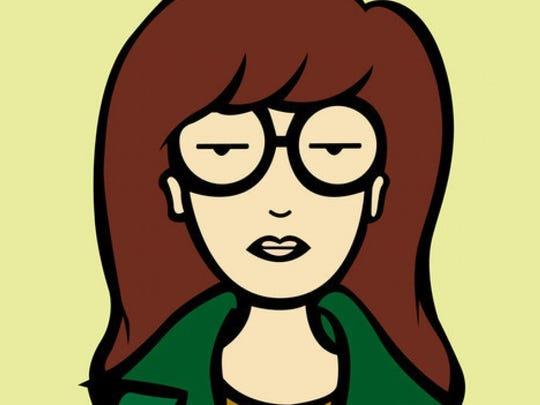 """""""Daria."""""""