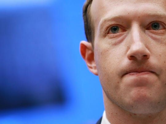 A group of 31 activist organizations has called on Facebook Chairman Mark Zuckerberg to step down following new reports on Russian interference in U.S. politics.